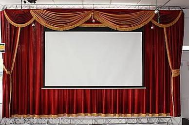 Indy Big Screen Indoor Outdoors Movie Screen